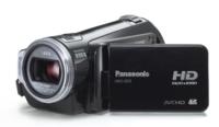 Videocámara Panasonic HDC-SD5, de alta definición