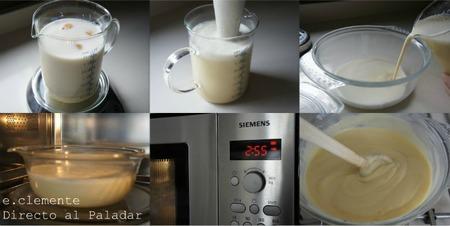 Paso a paso crema pastelera