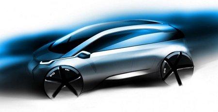 BMW i3, utilitario eléctrico bávaro