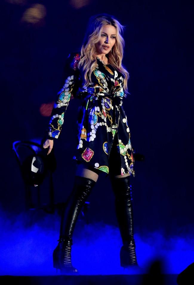 coachella looks cantantes celebrities Madonna