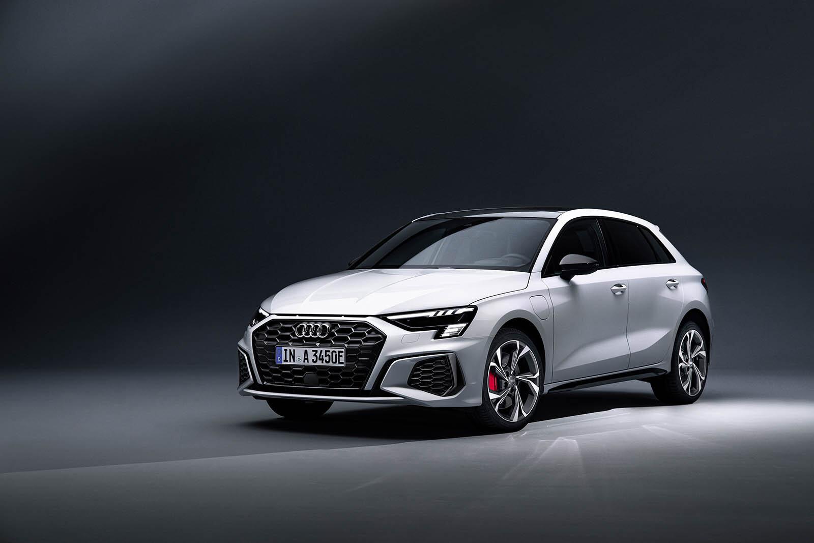 Foto de Audi a3 45 TFSI e (1/13)