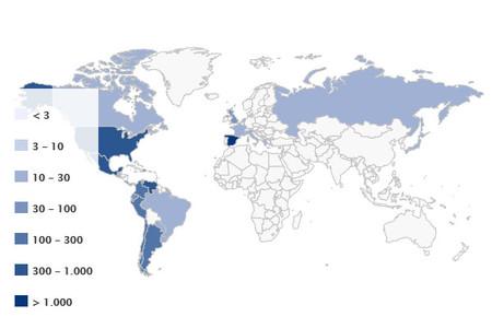 Tweets Mapa