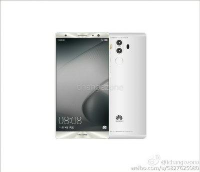 El Huawei Mate 9 podría salir a la luz el 3 de noviembre