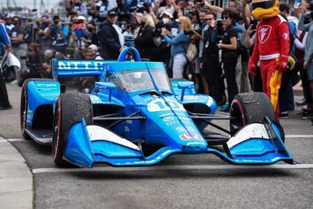 Palou Long Beach Indycar 2021