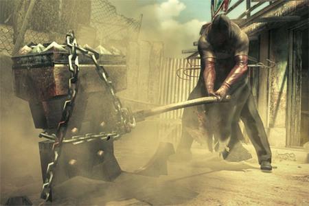 Resident Evil 5: Cuatro nuevas imágenes