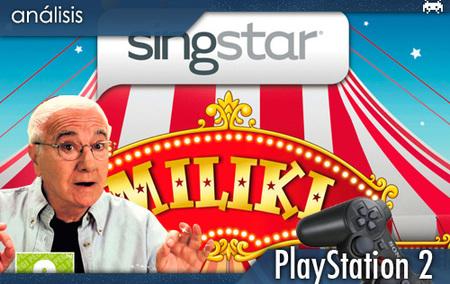 'Singstar Miliki'. Análisis