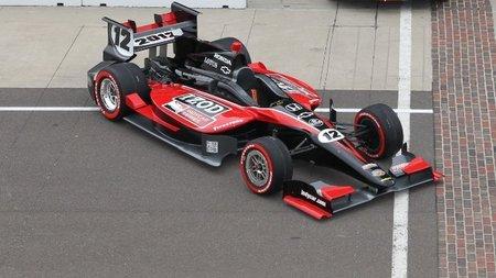 Nuevo reglamento para la IndyCar Series