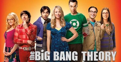 Y la serie más vista en Estados Unidos en 2013/14 es otra vez 'The Big Bang Theory'