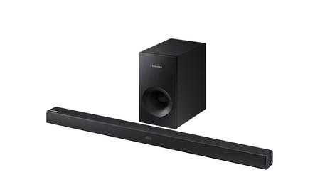 En el Super Weekend de eBay, también tienes un mejor sonido para tu TV, con la barra Samsung HW-K360/ZF por sólo 99 euros