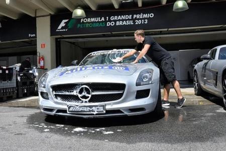 En 2015, el Safety Car será el protagonista de la Fórmula 1