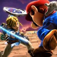 La gloriosa ilustración principal de Super Smash Bros. Ultimate cobra vida en su nuevo spot