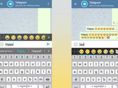 Emojifi te sugiere emojis mientras escribes, sin remplazar  a tu teclado favorito