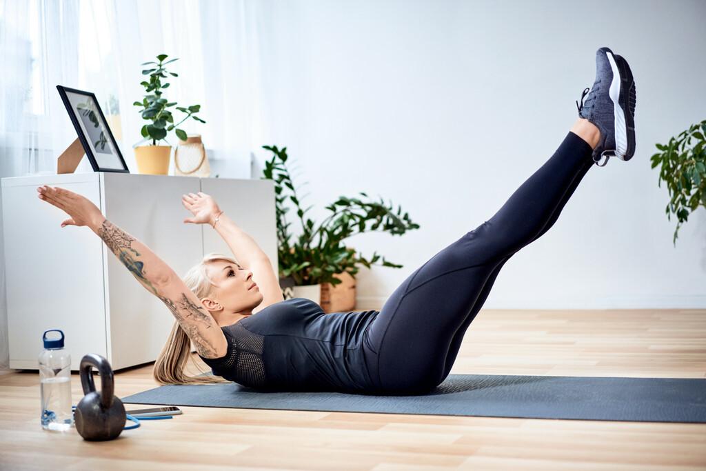 En forma en tu propia casa: un entrenamiento Tabata para hacer en tu salón