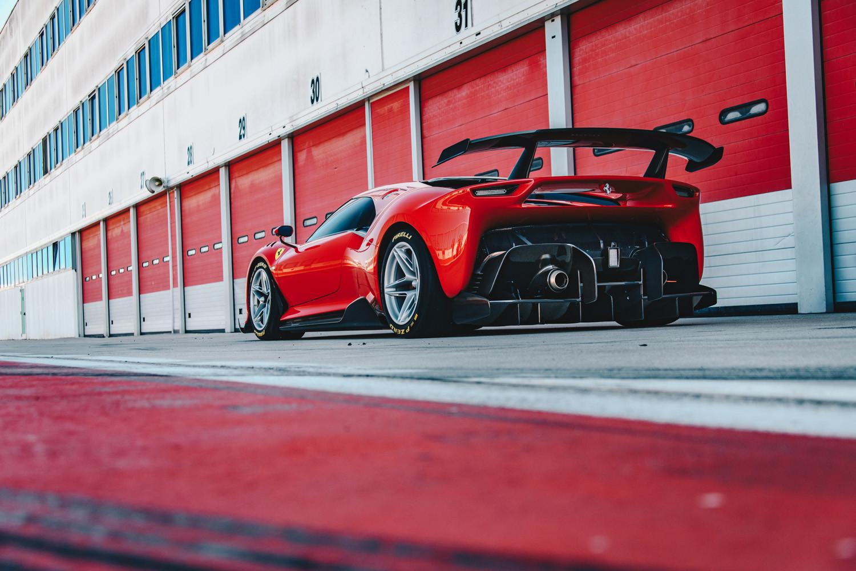 Foto de Ferrari P80/C (10/25)