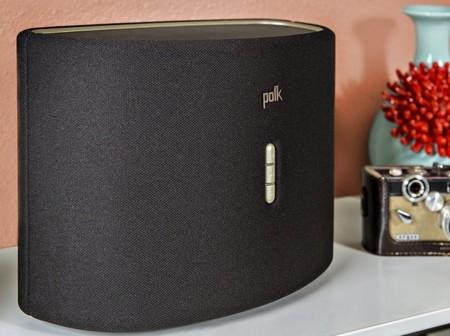 El Omni S6 es el nuevo altavoz multiroom de Polk Audio