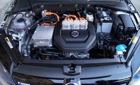 Volkswagen e-Golf vano motor