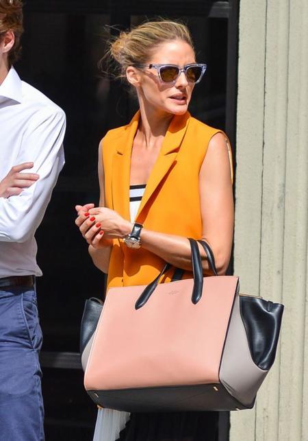 Lo que para ti es una falda de Zara para Olivia Palermo es... ¡un vestido!