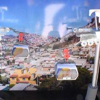 Metroférico, la propuesta de transporte en Ciudad de México para recorrer 10 kilómetros en 41 minutos por aire