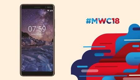 Nokia en el MWC 2018: lo que sabemos del Nokia 1, Nokia 4, Nokia 7+ y Nokia 9