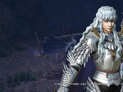 Koei Tecmo muestra un nuevo tráiler de Berserk con Griffith como protagonista