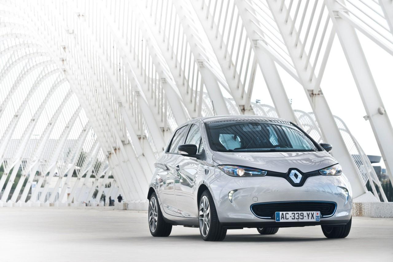 Foto de Renault ZOE (28/151)