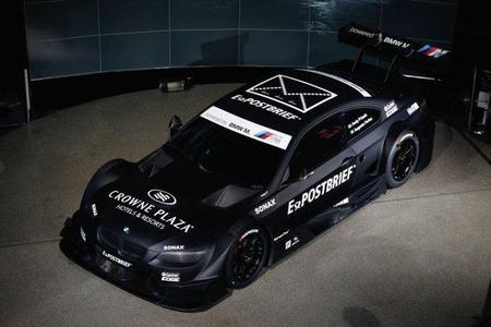 BMW continúa el desarrollo del M3 en el Circuit de la Comunitat Valenciana Ricardo Tormo
