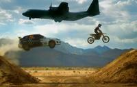 Top Gear: James May con Ken Block vs Ricky Carmichael