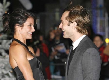 Cameron Díaz y Jude Law, ¿juntos?