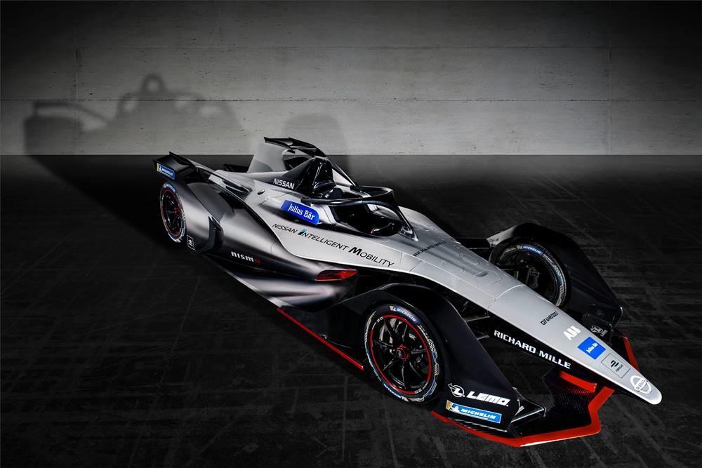 Foto de Fórmula E Nissan (1/7)