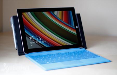Surface 3 análisis en vídeo