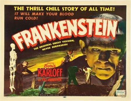 Añorando estrenos: 'El doctor Frankenstein' de James Whale
