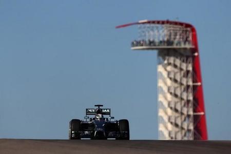 Lewis Hamilton lidera por tres milésimas sobre Nico Rosberg