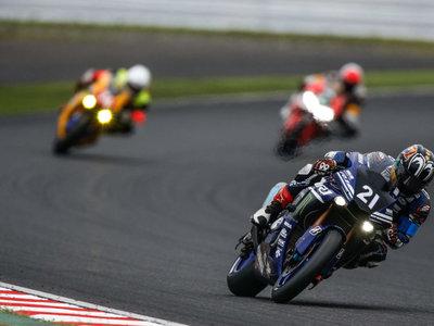 El Yamaha Factory Racing Team gana las 8h de Suzuka y el GMT94 de David Checa se proclama campeón