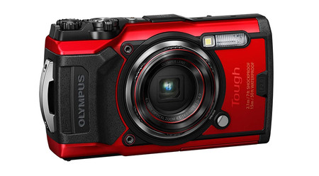 Olympus Tough Tg 6 Red