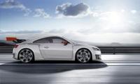 Impresiona ver el Audi TT Clubsport Turbo en este vídeo