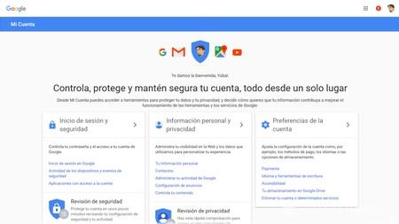 Tu Cuenta De Google