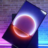 Samsung The Sero, análisis: así es la experiencia de usar una tele vertical que gira a la vez que el móvil
