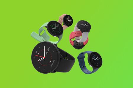 El minimalista smartwatch deportivo Polar Unite está rebajado a su precio mínimo histórico en Amazon: 119,95 euros