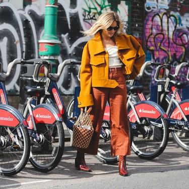De Pinterest al street style: así visten las influencers el color más buscado de Internet