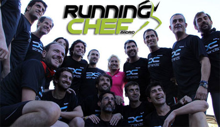 Running Chefs Madrid