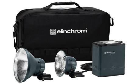"""Elinchrom ELB 500 TTL: El nuevo generador de flash promete ser """"la luz portátil más potente de todos los tiempos"""""""