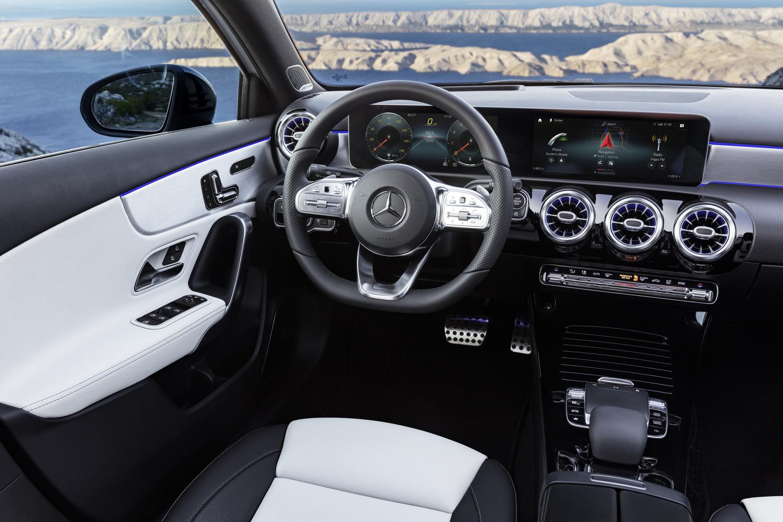 Foto de Mercedes-Benz Clase A 2018 (9/139)