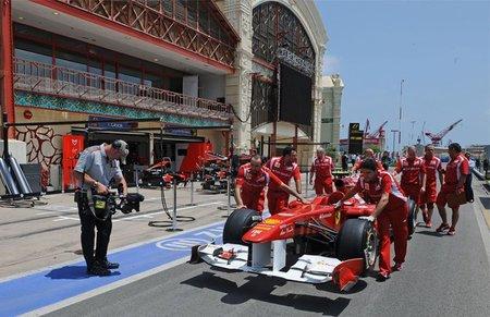 GP de Europa F1 2011: seguimiento LIVE el domingo