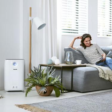 ¿Que mejor manera de cuidarse, que respirando el aire de mejor calidad en el hogar?