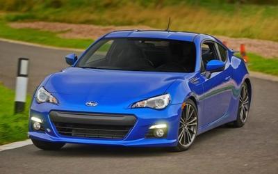 Emoción al volante: Subaru BRZ