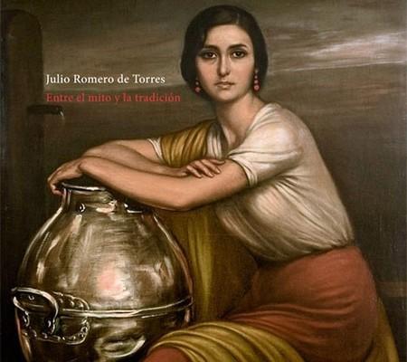 """Julio Romero de Torres, disfrutando de la """"mujer morena"""" en el Museo Carmen Thyssen de Málaga"""
