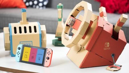 El 'Vehicle Kit' de Nintendo Labo llega a México, este es su precio