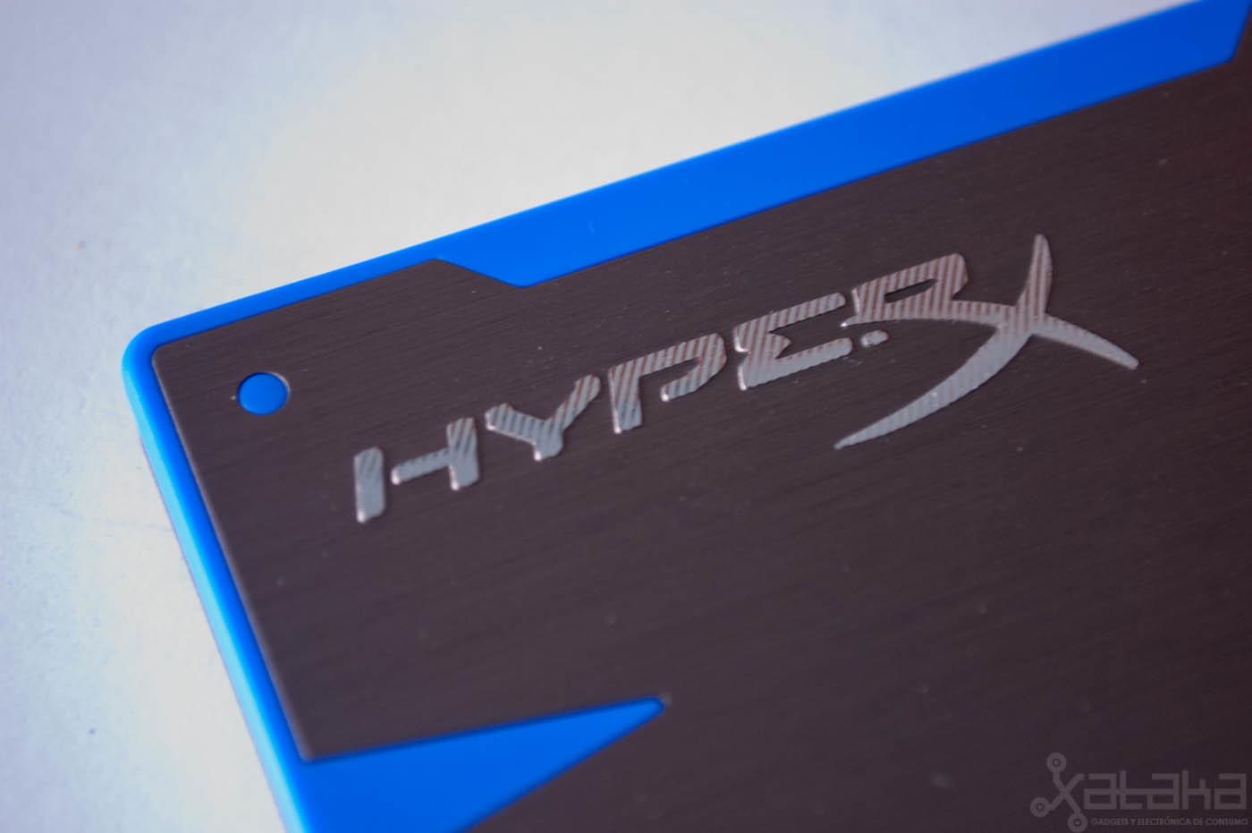 Foto de iKngston HyperX SSD, análisis (8/11)