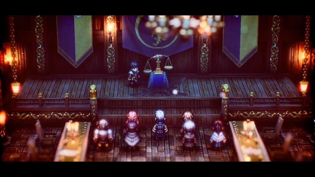 Project Triangle Strategy es el nuevo RPG de Square Enix con gráficos HD-2D que llegará en 2022 a Nintendo Switch