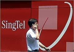 Nokia y SingTel se asocian para traer la VoIP